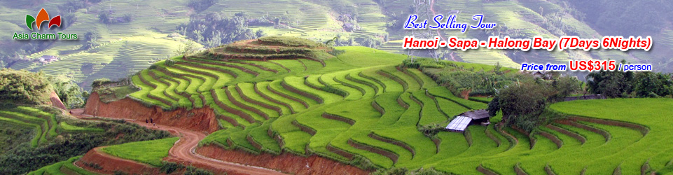 Hanoi - Sapa - Halong bay tours