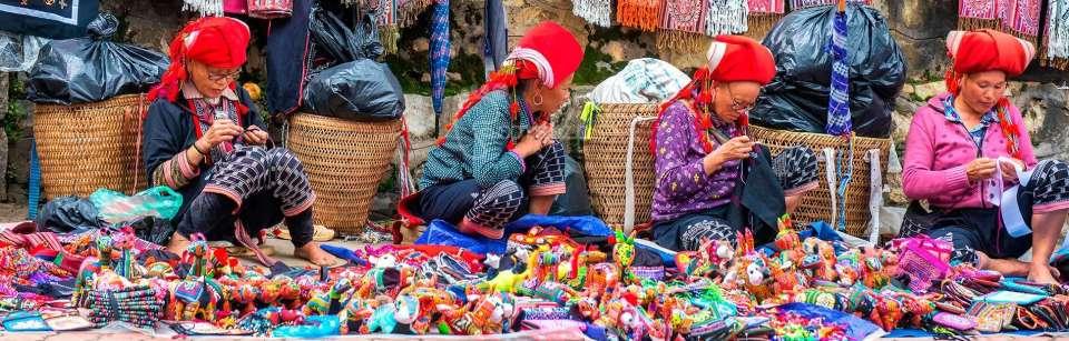 Sapa Bac Ha market tours