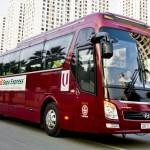 Sapa by bus