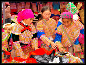Bac Ha Market - Sapa tours