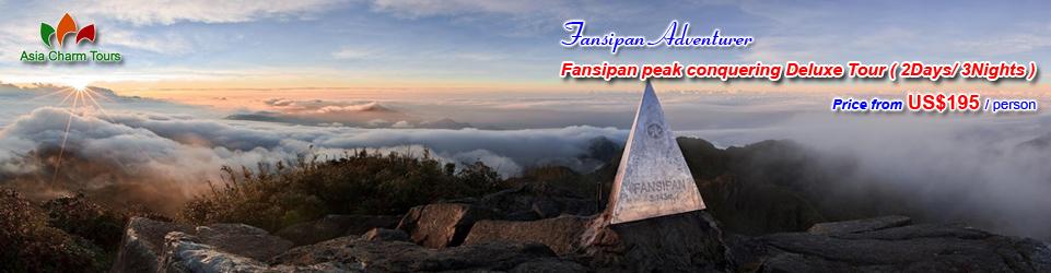 Fansipan climbing - Asia Charm Tours