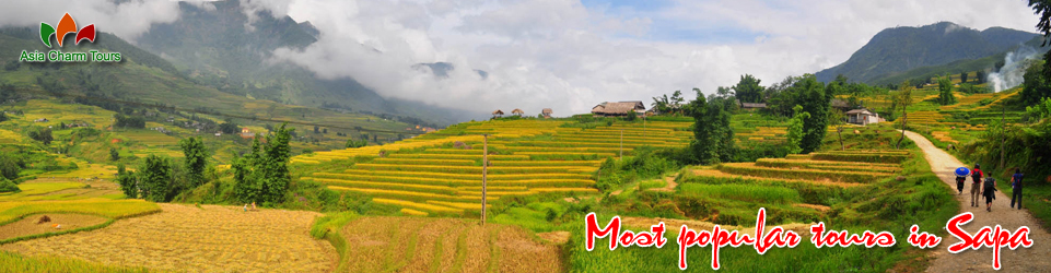 Most Popular tour in Sapa