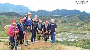 Sapa trekking - Sapa Tours