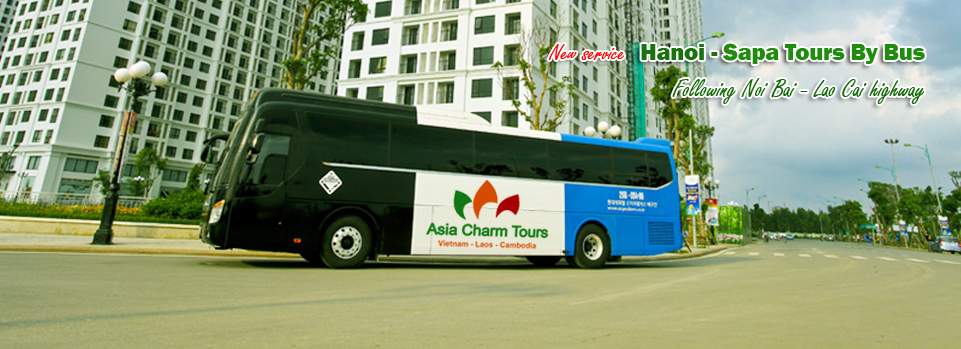 Sapa Tours By Bus