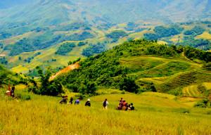 y-linh-ho-village - Sapa tours