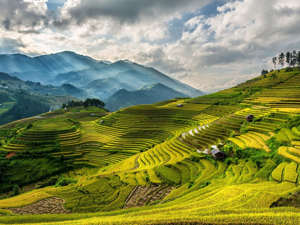 Vietnam S Three Destinations Among Top 50 Most Beautiful Places In Asia Sapa Tours Sapa