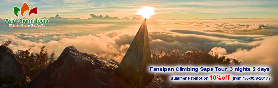 Fansipan Climbing Sapa Tour