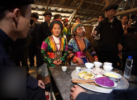 The Custom Of Marriage In Sapa Vietnam - H'Mong Ethnic Group